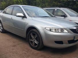 Mazda 6. Automobilis dar neisardytas! taikome detalem garantijas!