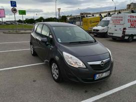 Opel Meriva, 1.7 l., hečbekas