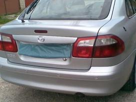 Mazda 626. Automobilis dar neisardytas!