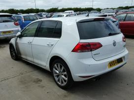 Volkswagen Golf. Dalimis vw golf 7 gt