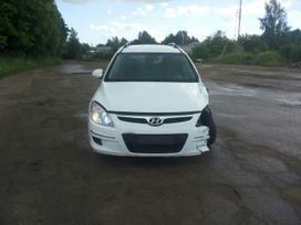 Hyundai i30. Europa 1.6crdi 16v galimas