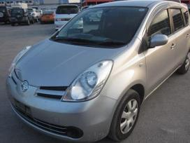 Nissan Note. UAB