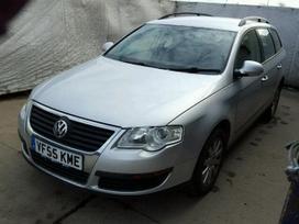 Volkswagen Passat dalimis. Passat b6 dalimis