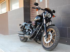 Harley-davidson Low Rider 1801cc, Čioperiai /