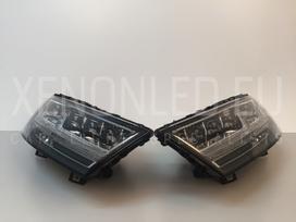 Audi Q7 žibintai