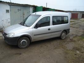 Opel Combo. Automobilis dar neisardytas!