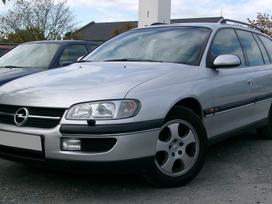 Opel Omega. Automobilis dar neisardytas!