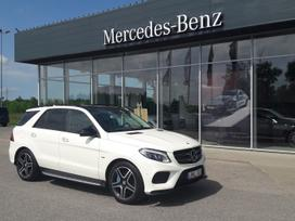 Mercedes-Benz GLE500, 3.0 l., visureigis