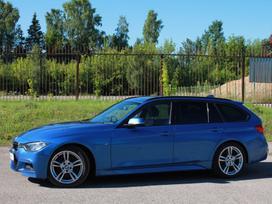"""BMW 3 serija dalimis. F31 325d """"m"""" 2014m. dalimis, platus"""