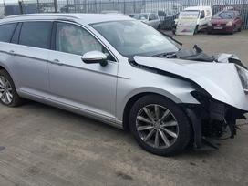 Volkswagen Passat. 2.0tdi 110kw, passat b8 dalimis, 6begiu