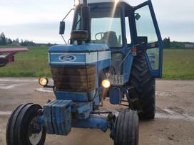 Ford 7710, traktoriai