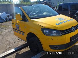 Volkswagen Caddy dalimis. Variklio kodas cfh,