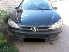 Peugeot 206 dalimis. Variklio kodas kfw