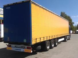 Krone SDP27, trailer and semi trailer rental