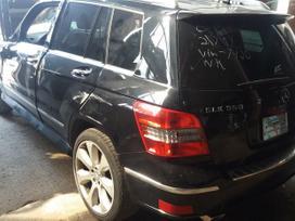 Mercedes-benz GLK klasė. 3.5benzinas 4-matic