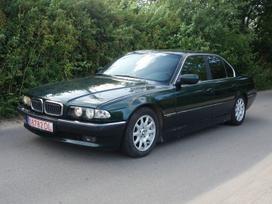 BMW 730, 2.9 l., sedanas