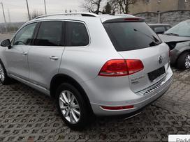 Volkswagen Touareg dalimis