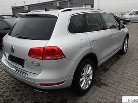 Volkswagen Touareg по частям