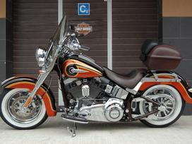 Harley-davidson Cvo 1801cc, Čioperiai /