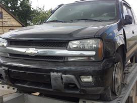 Chevrolet Trailblazer. доставка автозапчастей