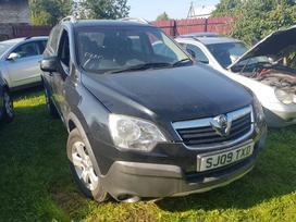 Opel Antara. Automobilis parduodamas dalimis.