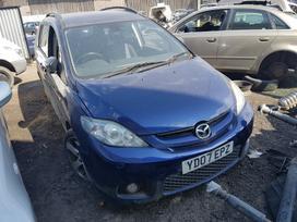 Mazda 5. Automobilis parduodamas dalimis. galime pasiūlyti į