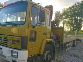 Volvo Fl616, autovežiai