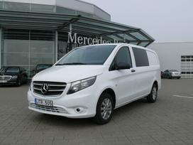 Mercedes-benz Vito 114, keleiviniai iki 3,5 t