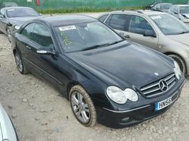 Mercedes-benz Clk220. Naudotos automobilių