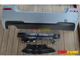 Bmw 5 serija. Bmw f10 m sport galinis buferis