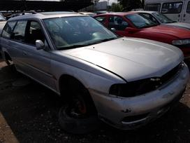 Subaru Legacy. Prekyba originaliomis