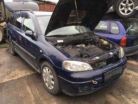 Opel Astra. Turime daugiau opel astra su 1.6l