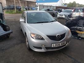 Mazda 3. Automobilis parduodamas dalimis.
