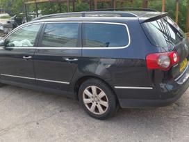 Volkswagen Passat dalimis. Automobilis dalimis.pramones g, 97