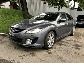 Mazda 6. 2,2l sport   naudotos automobilių