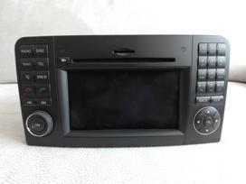 Mercedes-benz Ntg 2.5 Ml/gl, dvd grotuvai