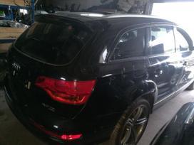 Audi Q7. Naujai ardoma .sline apdaila mo