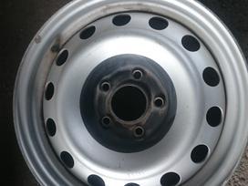 Citroen, plieniniai štampuoti, R15