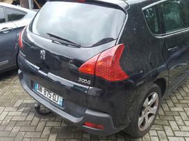 Peugeot 3008. 2.0hdi.120kw.  odinis salonas   visi privalumai.