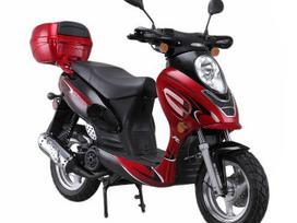 -Kita- -kita- 50cc, motoroleriai / mopedai