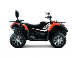 Cfmoto -kita- 500cc, keturračiai / triračiai
