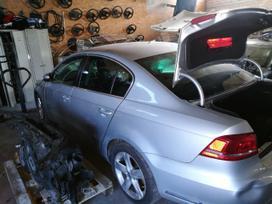 Volkswagen Passat. Dėl starterių, generatorių