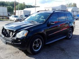 Mercedes-benz Gl320, 3.0 l., visureigis