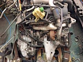 Volkswagen Transporter dalimis. Vw t5 2.5 tdi