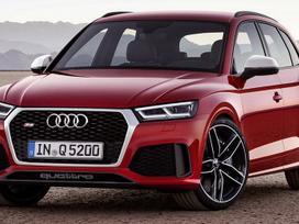 Audi Rs Q3. ! naujos originalios dalys !