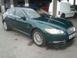 Jaguar Xf. Yra visos dalys