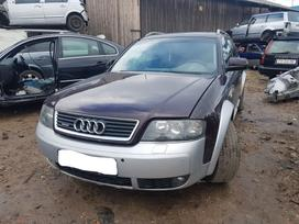 Audi A6 Allroad. Automobilis parduodamas