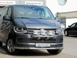 Volkswagen Multivan. Priekinis led lankas.
