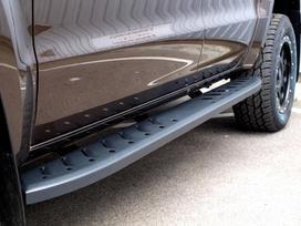 Volkswagen Amarok. Vw amarok slenksčiai