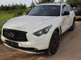 Infiniti Qx70 dalimis. Ultimate edition